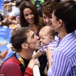 Michael Phelps weds fiance Nicole Johnson