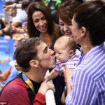 Michael Phelps weds fiance Nicole Johnson