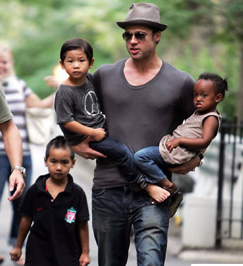 Brad Pitt Cleared of Child Abuse Charges