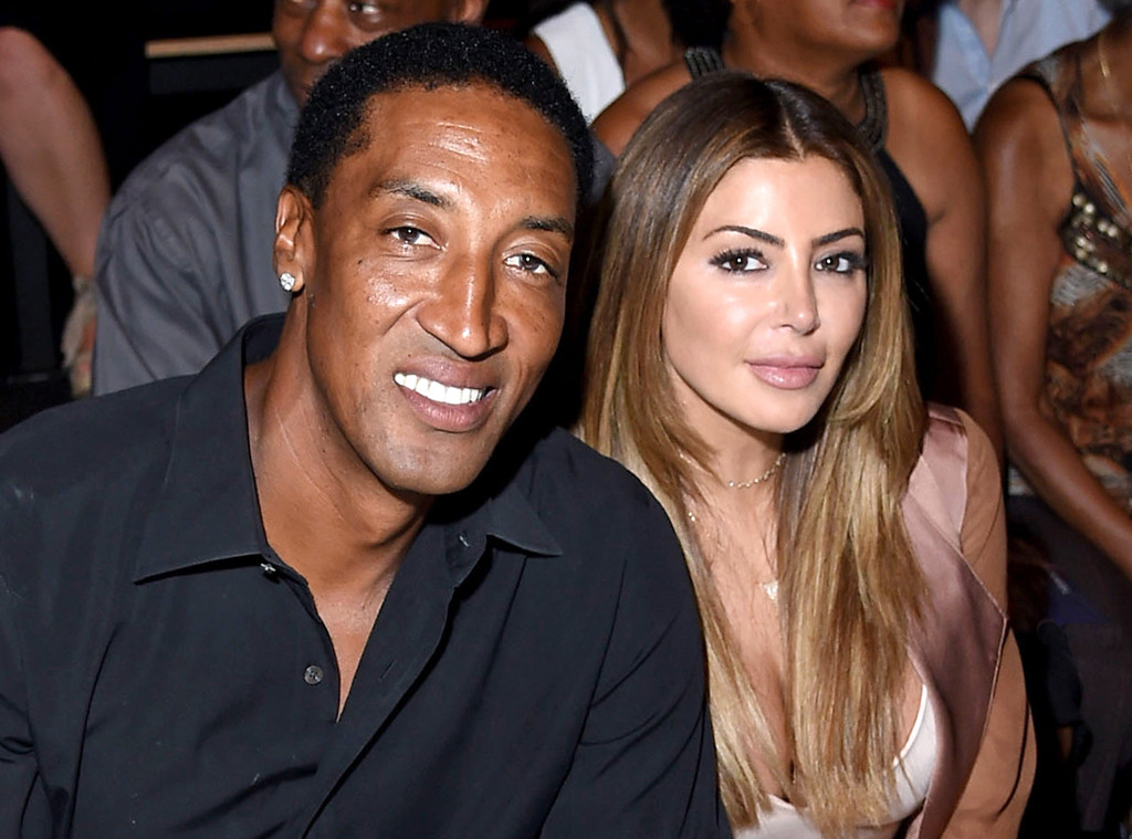 Scottie and Larsa Pippen Divorce