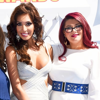 Farrah Abraham and Amber Portwood fight during Teen Mom OG reunion special