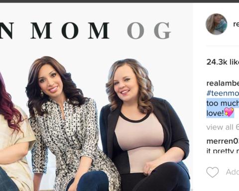 Amber Portwood announces she is quitting Teen Mom OG
