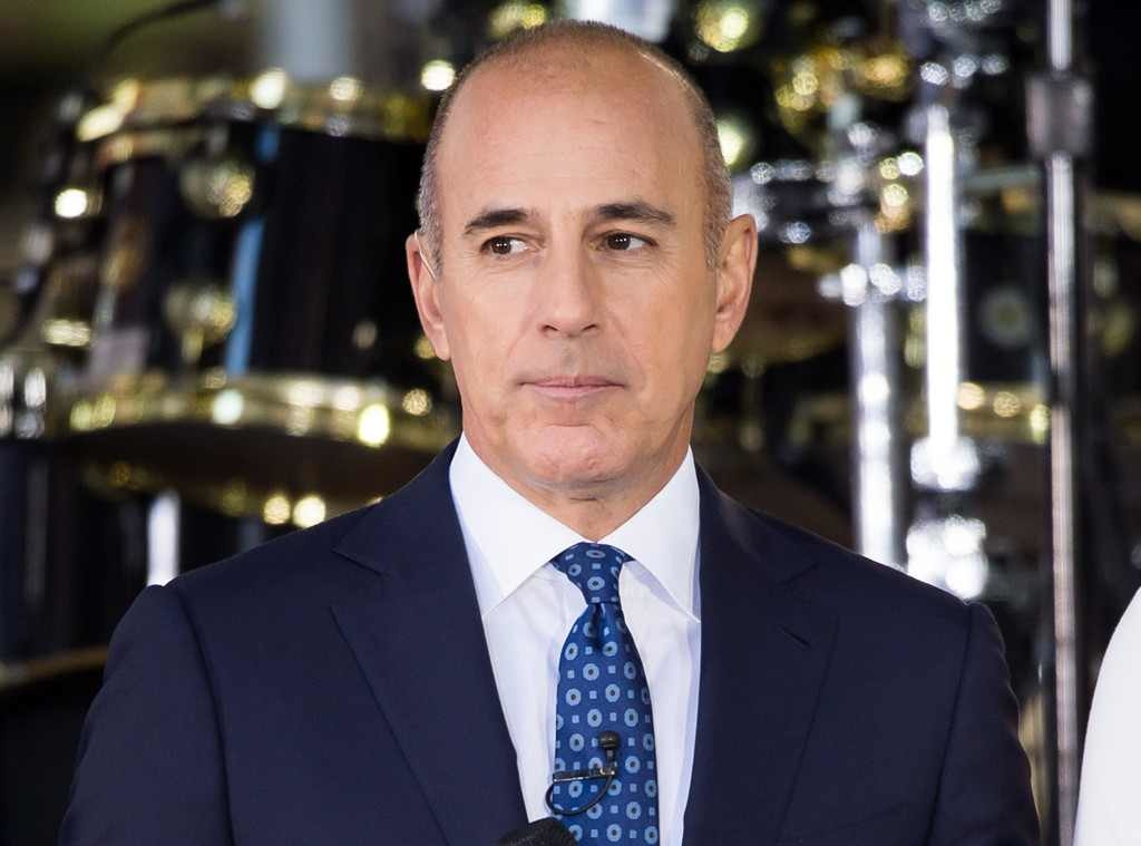 Matt Lauer fired from The Today Show over Sexual harassment allegations
