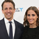 Seth Meyers and wife, Alexi Ashe, welcome new son