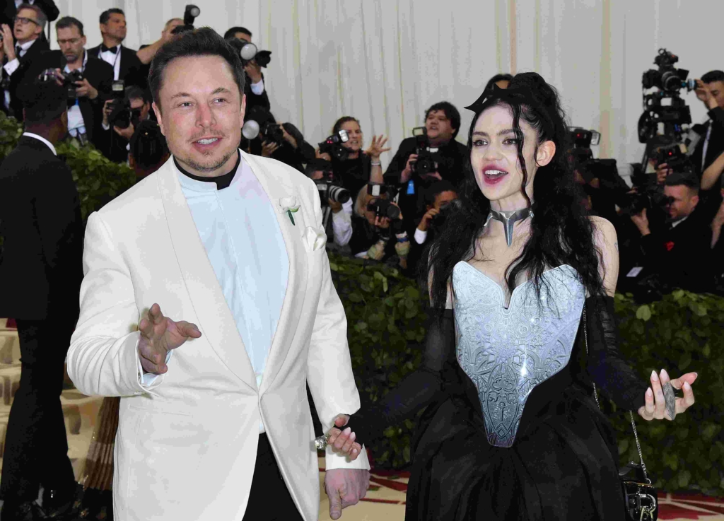Elon Musk and Grimes new relationship