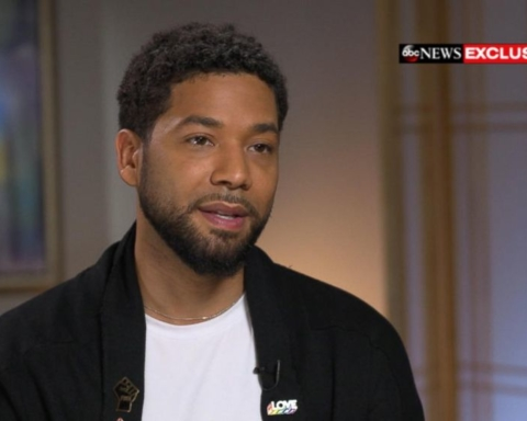 Jussie Smollett on ABC News