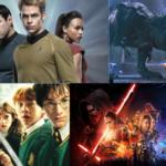 top 4 movie franchises